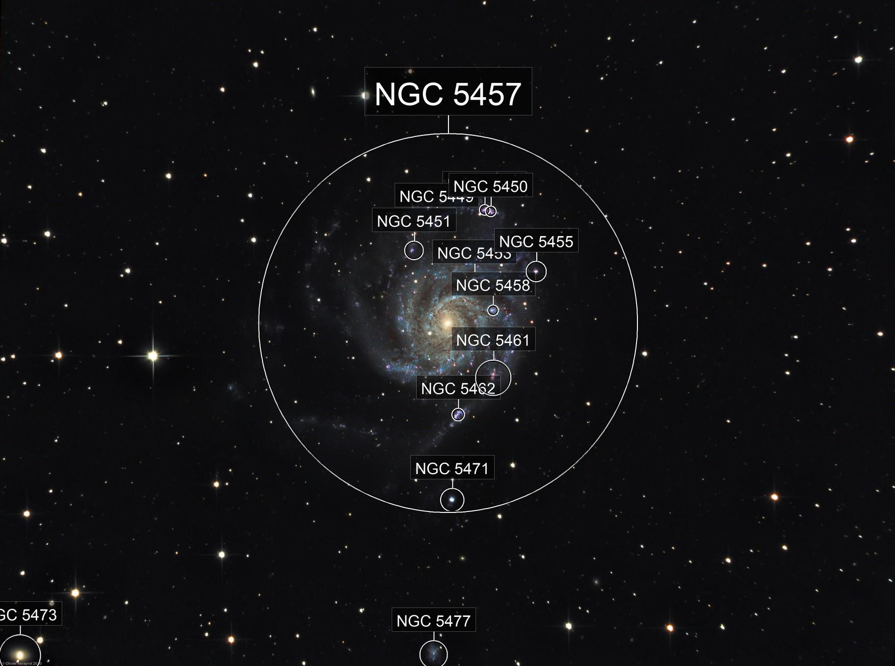 The Pinwheel galaxy (M101)