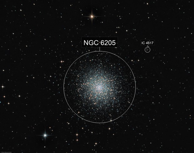 The Great Globular Cluster in Hercules (M13)