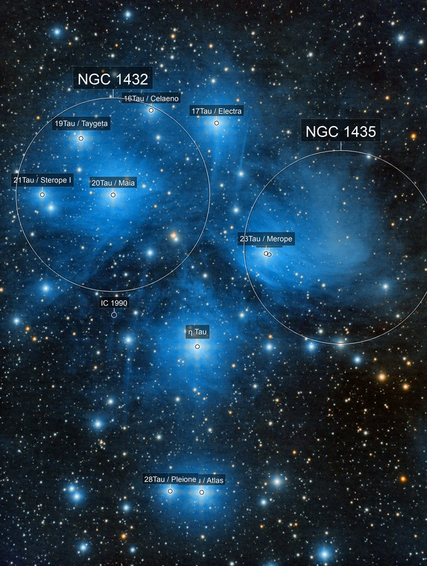 M45 / Pleiades