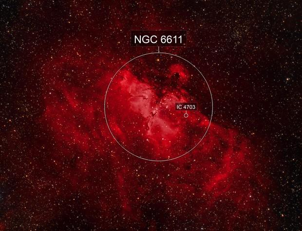 M16/Eagle Nebula