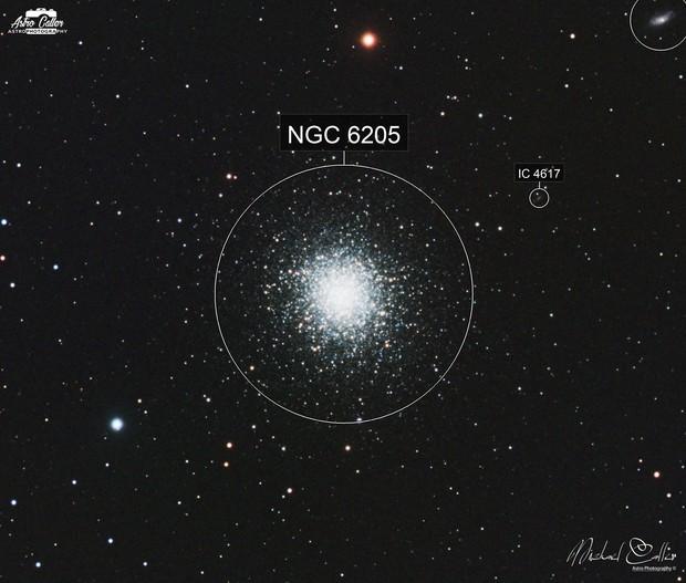 M13  Hercules Globular Cluster LRGB