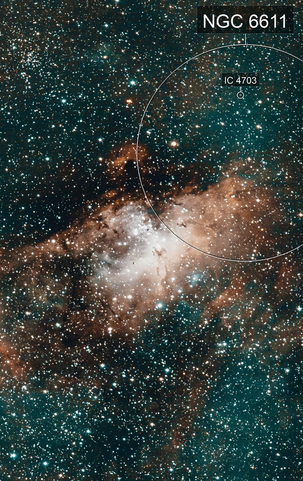 Eagle Nebula - M16
