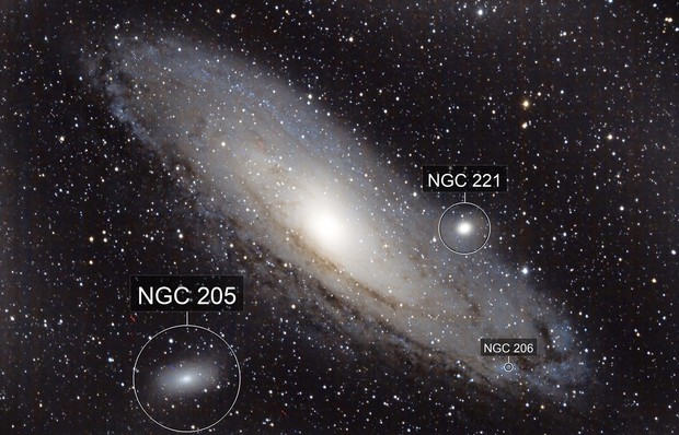 Andromeda Galaxy M31