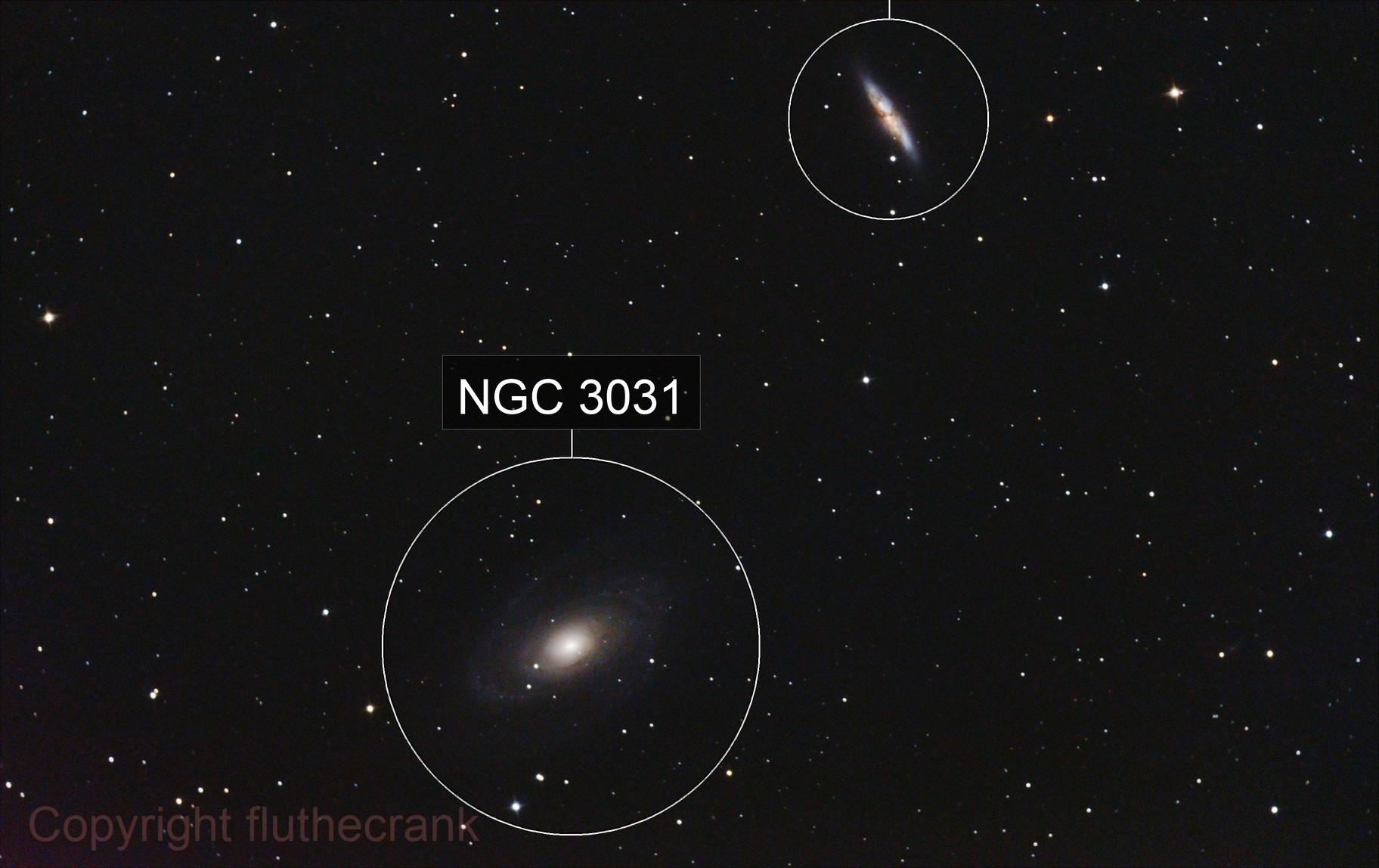 GLX Sisters M81, M82