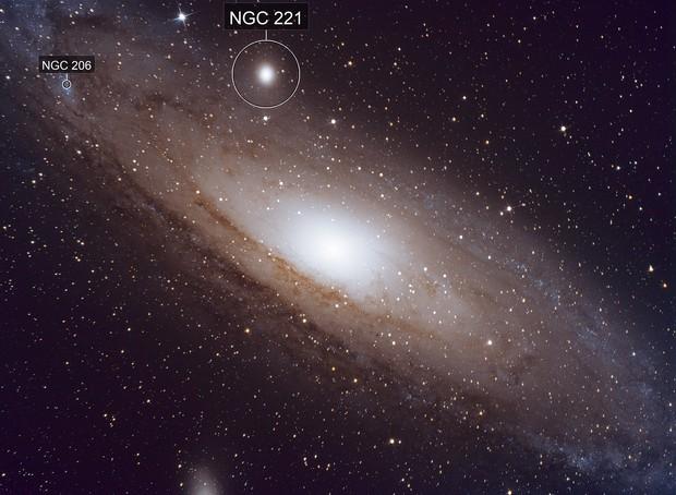 First Go at the Andromeda Galaxy