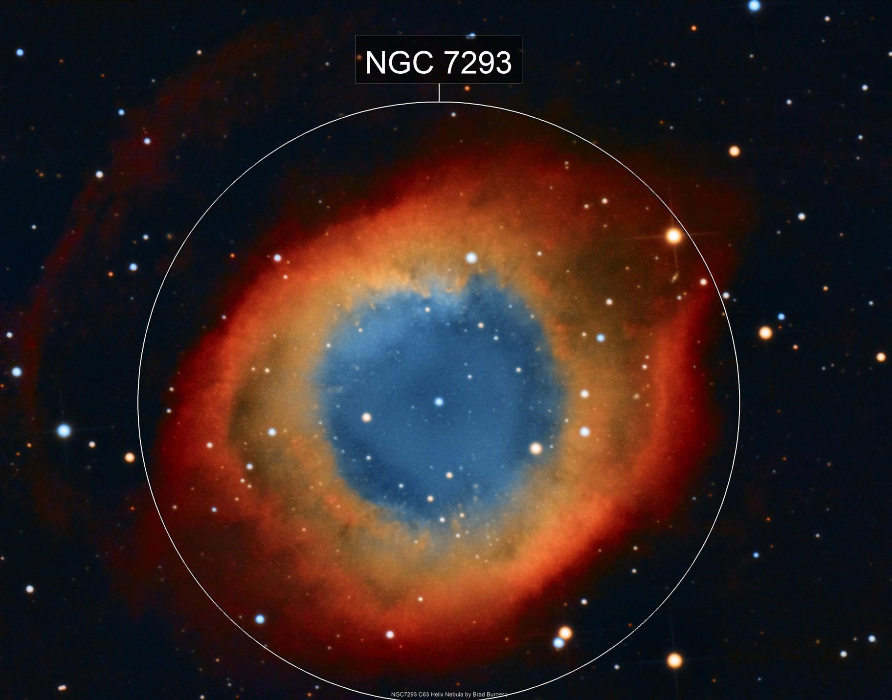 NGC7293 (C63) Helix Nebula