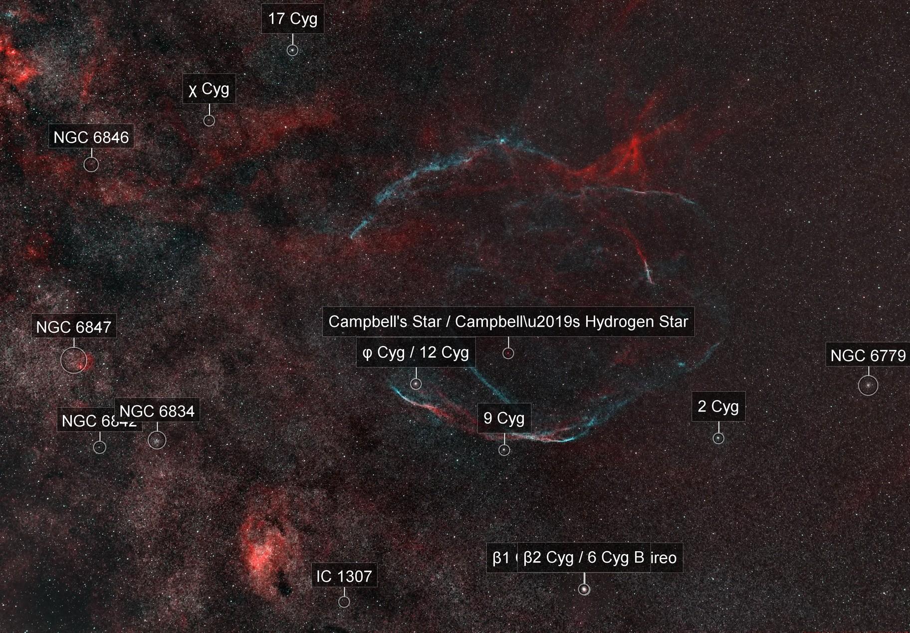 Little Veil Nebula (G65.3+5.7)