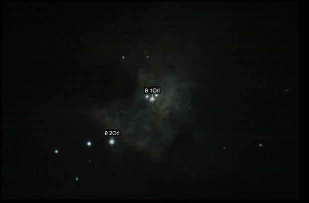 Orion Trapezium