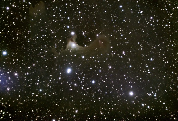 VdB 141: The Ghost Nebula