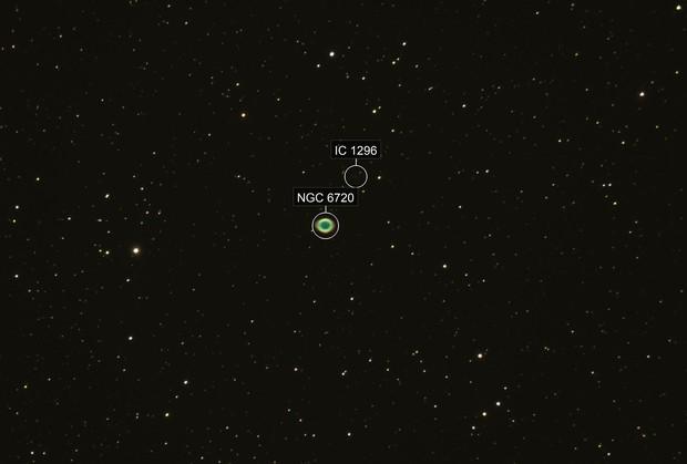 The Ring Nebula Messier 57