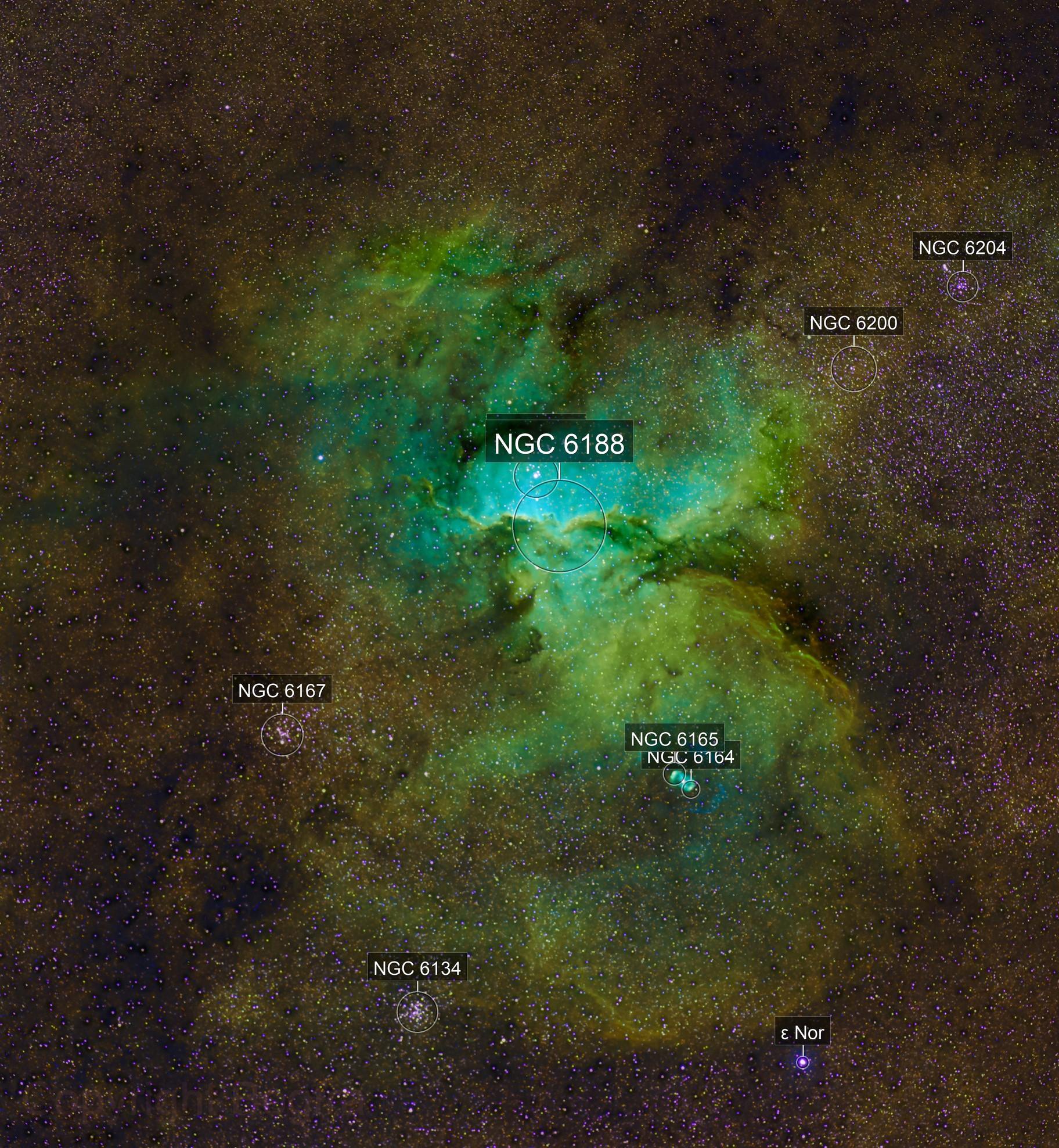 The Rim Nebula
