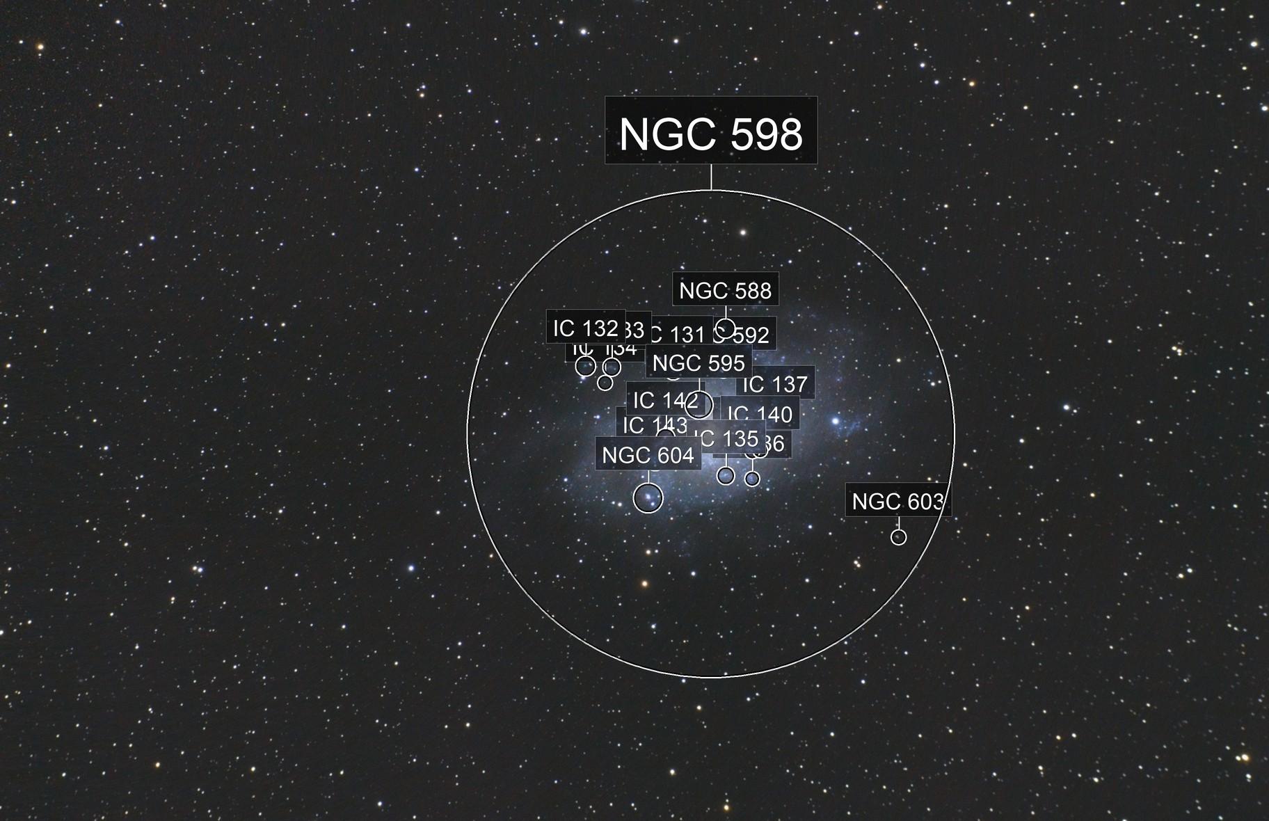 Triangulum Galaxy M33