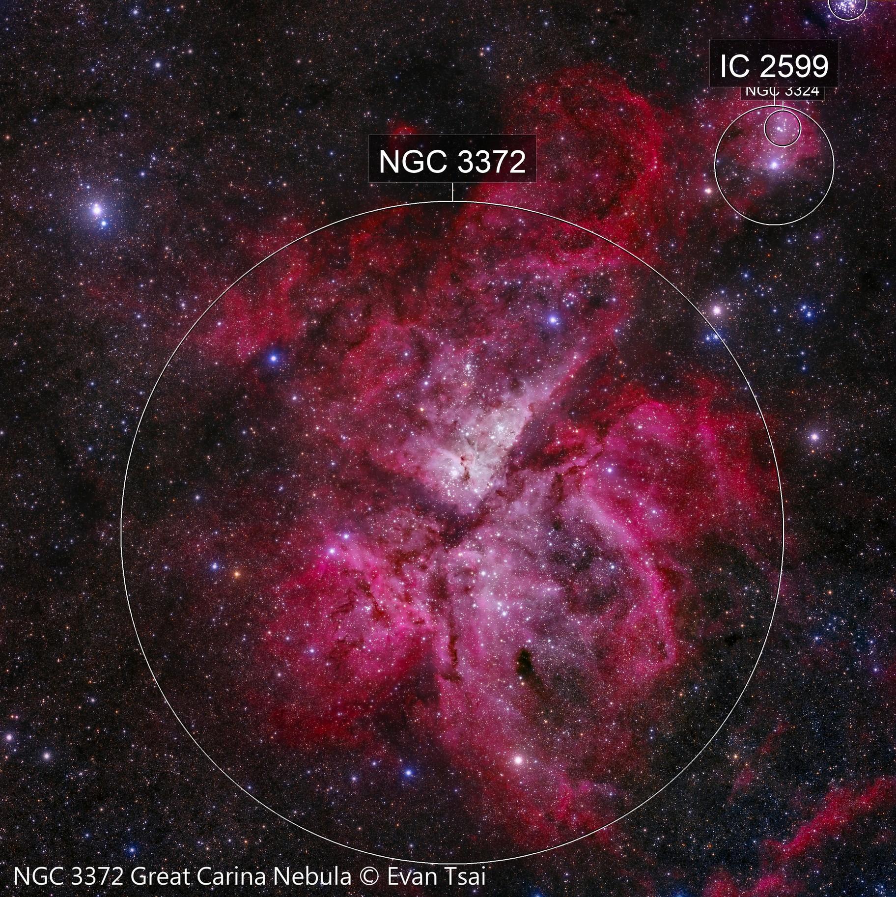 Great Carina Nebula