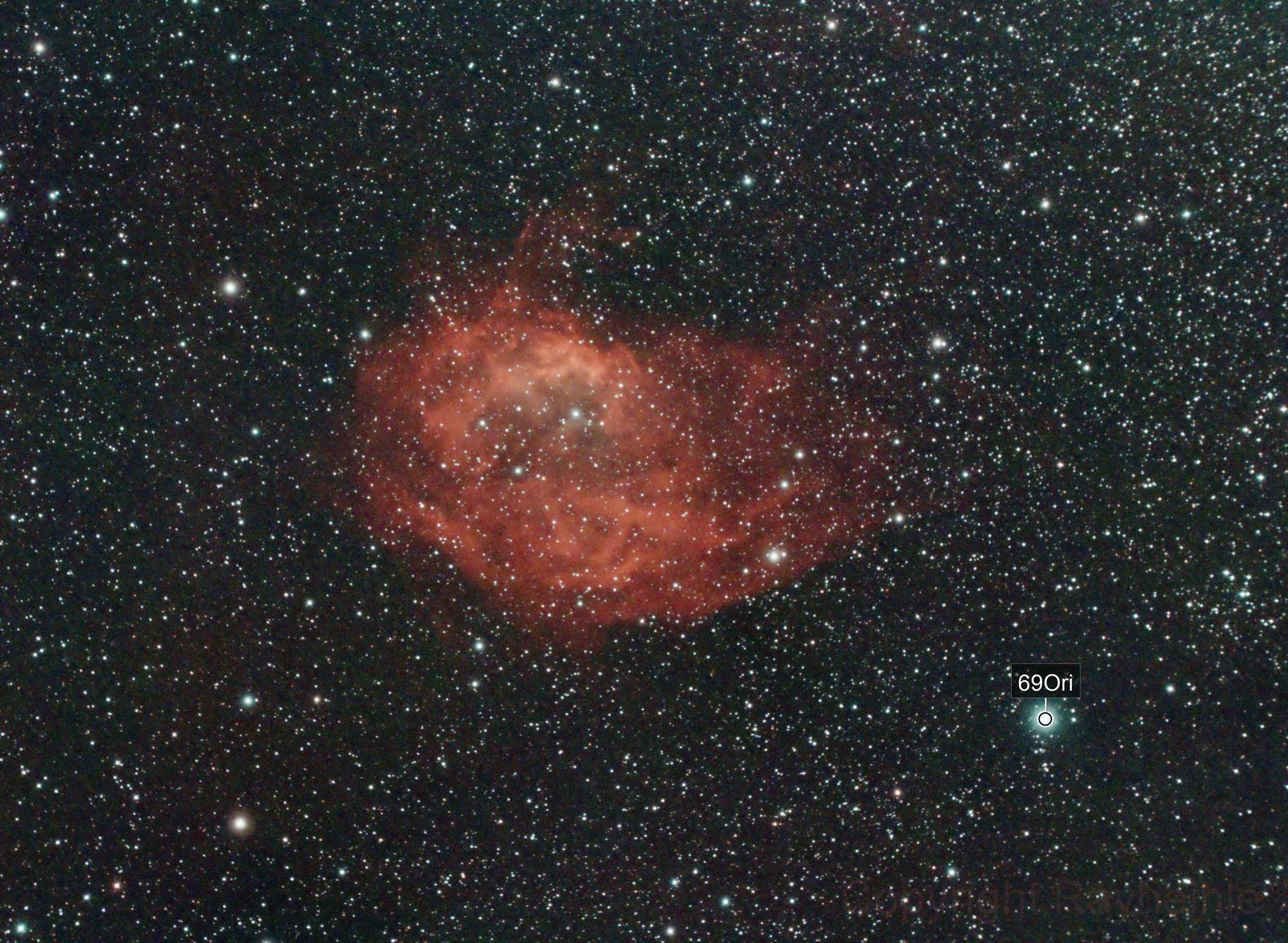 Sharpless 2-261  Lower's Nebula