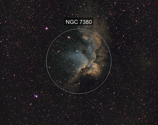 NGC7380 - Wizard