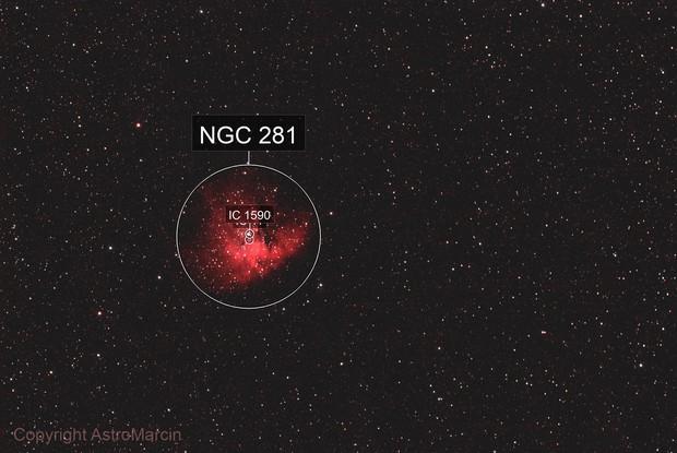 Pacman Nebula