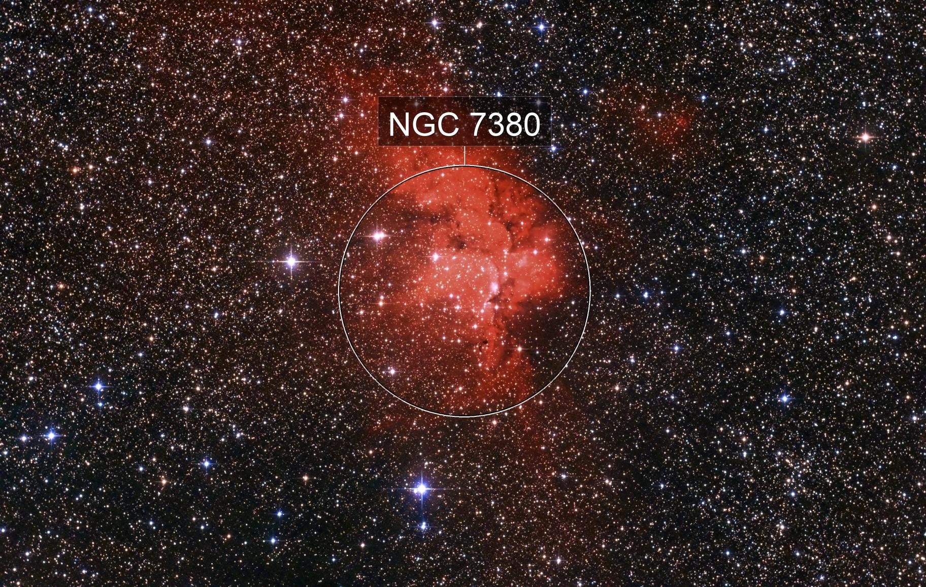 NGC 7380 Wizard Nebula #3 Final