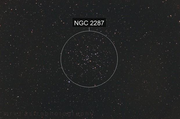 Messier41, OC, Canis Major