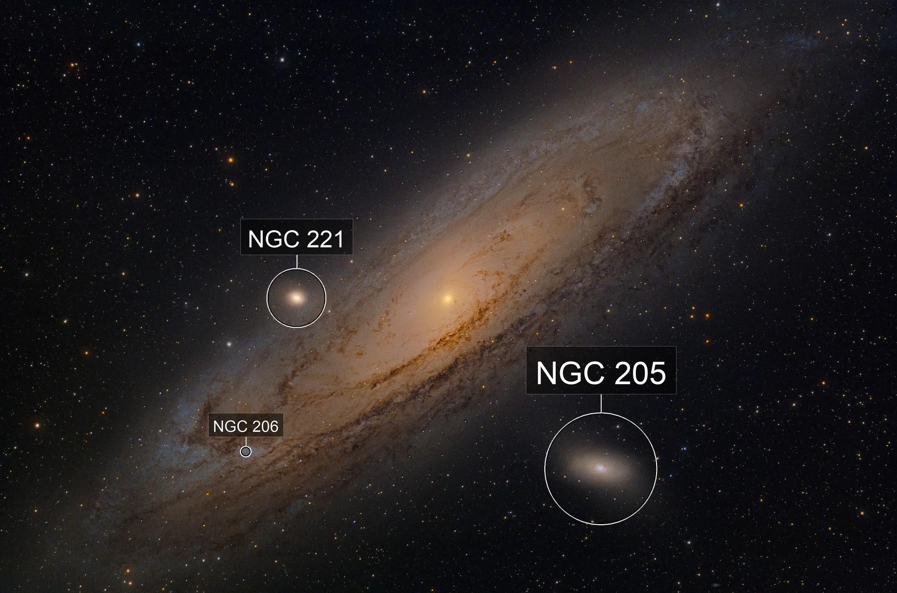 M31 revisit
