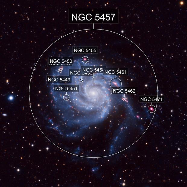 M101 - LHaRGB
