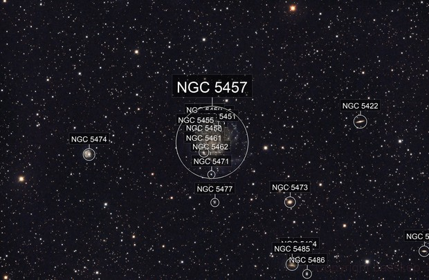 M101 RASA8