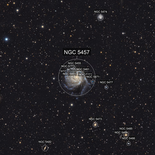 M101 Kosmodrome