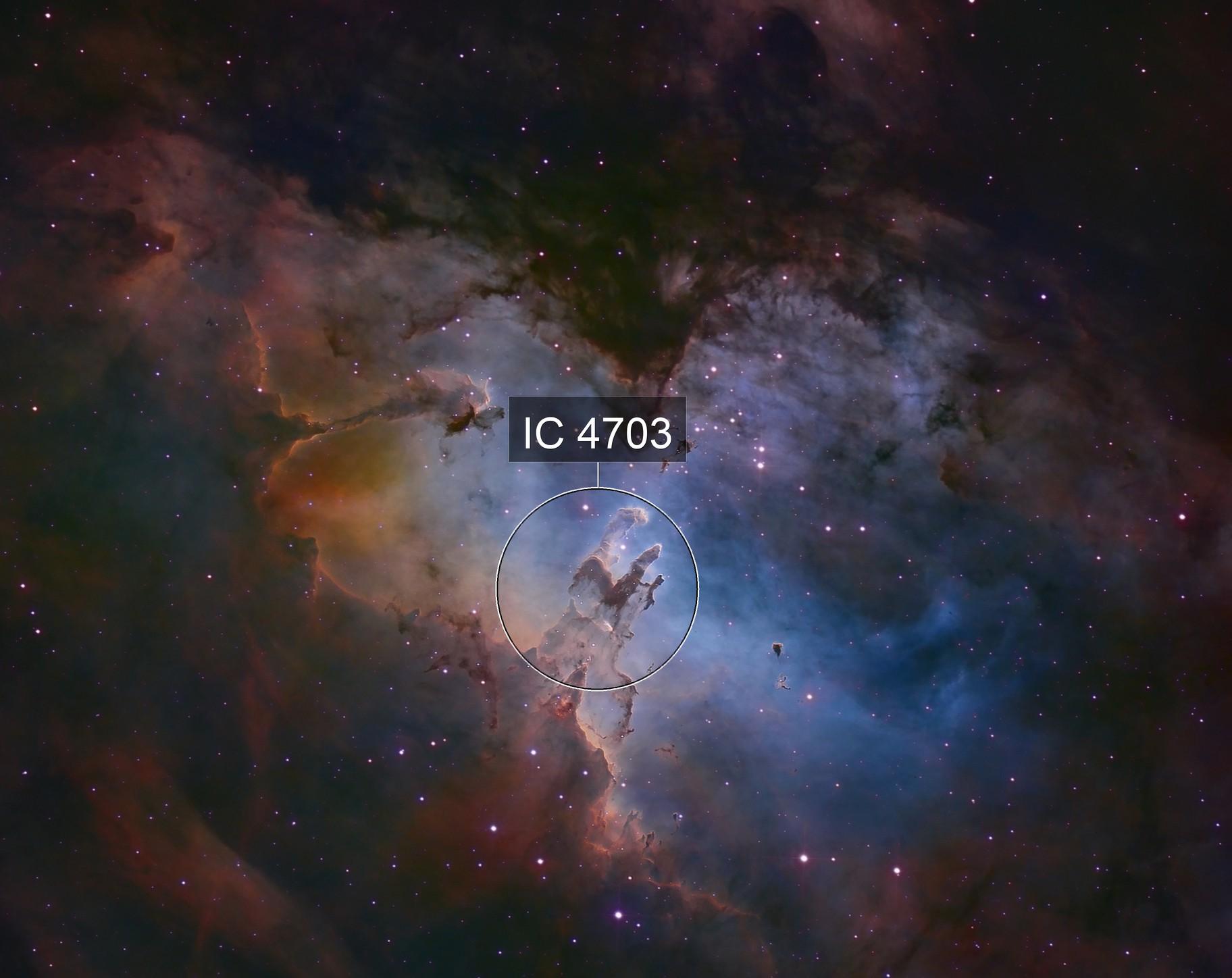 "M16 ""Pillars of Creation"""