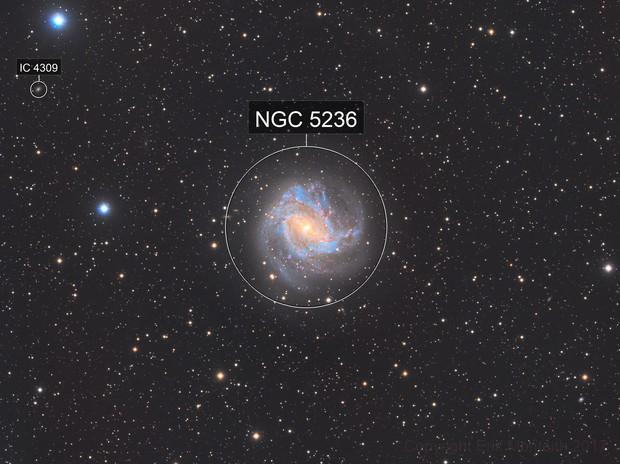 M83 Southern Pinwheel
