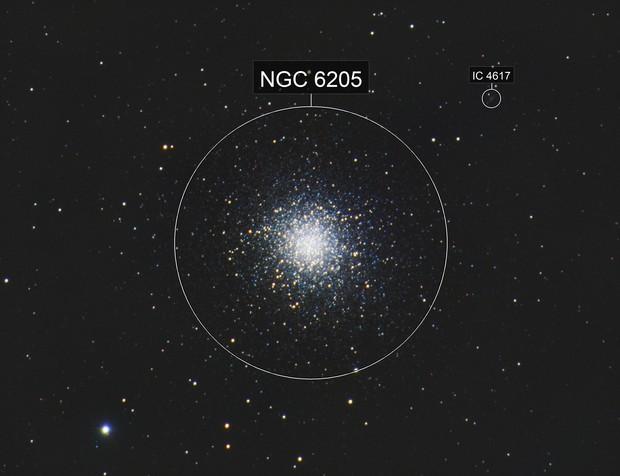 M13, The Great Globular Cluster in Hercules