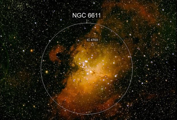 Eagle Nebula M16