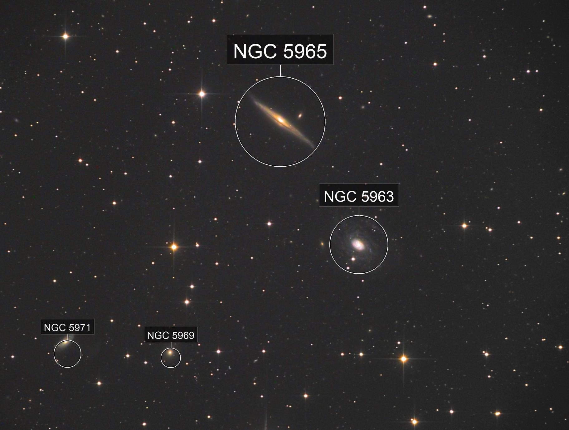 NGC5963, NGC5965