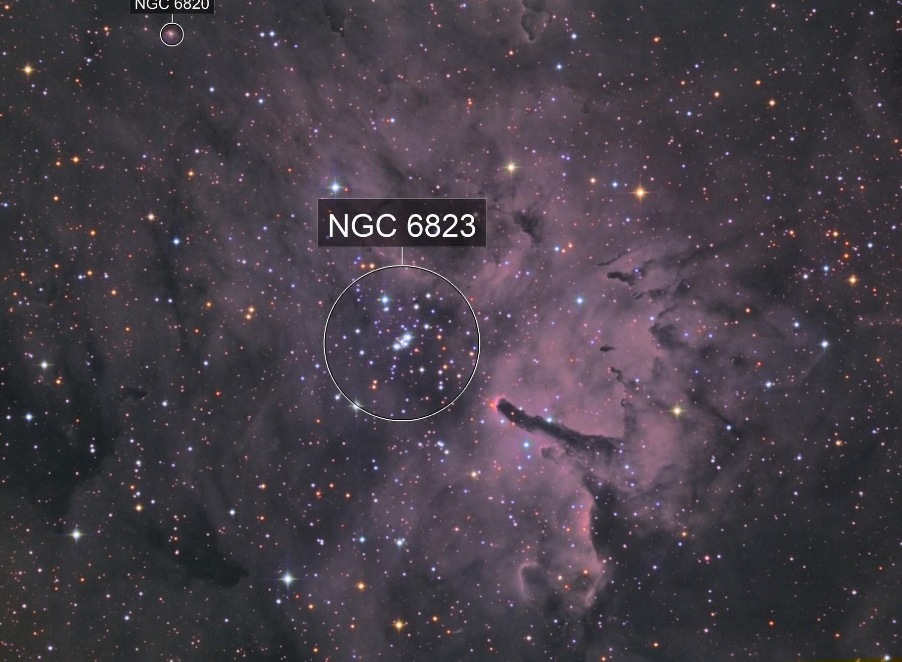NGC6823
