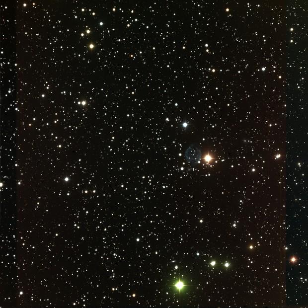 Cosmic Jewel // Abell 72