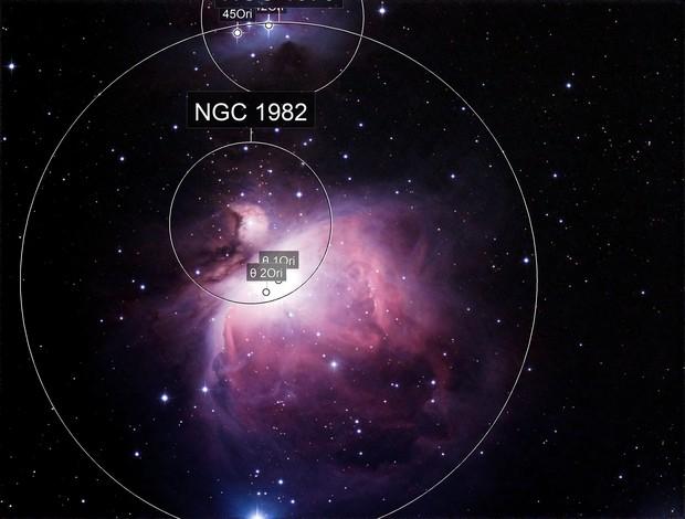 M42 Orionnebel