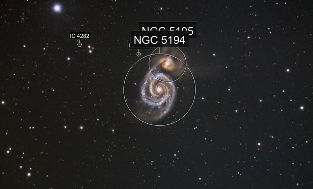 M51 - Merry Christmas