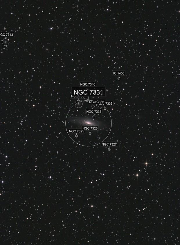 NGC7331 2018