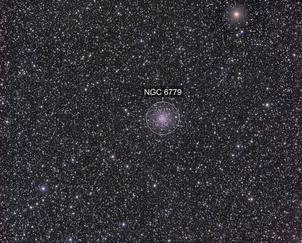M56 globular cluster 2012 and 2017 and 2019