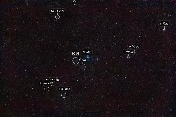 IC0059 2018 + IC63 widefield