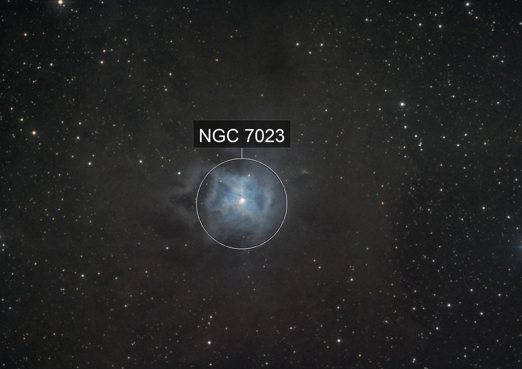 NGC7023 2020
