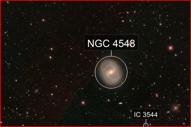 M91 Galaxy