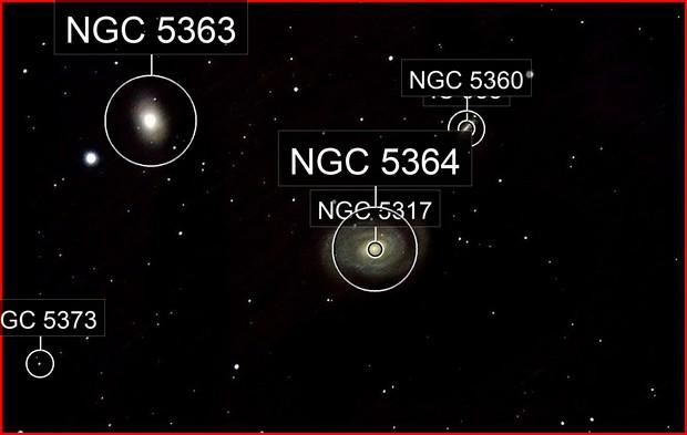 NGC5364 in Virgo
