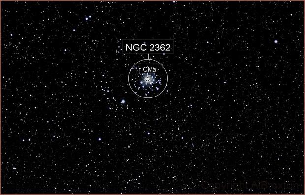 NGC2362