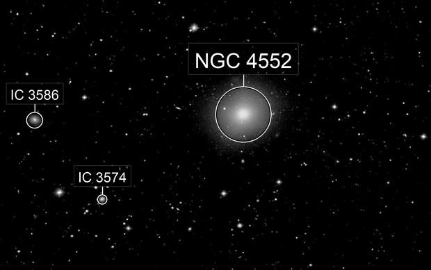 M89   Elliptical Galaxy