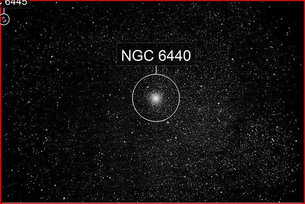 NGC6440 & the Box Nebula