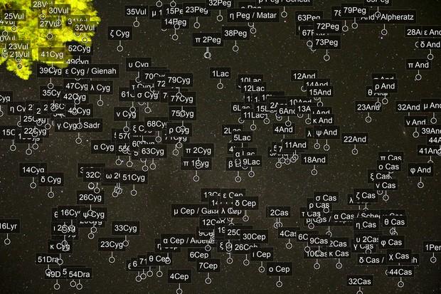 Voie Lactée + Andromède