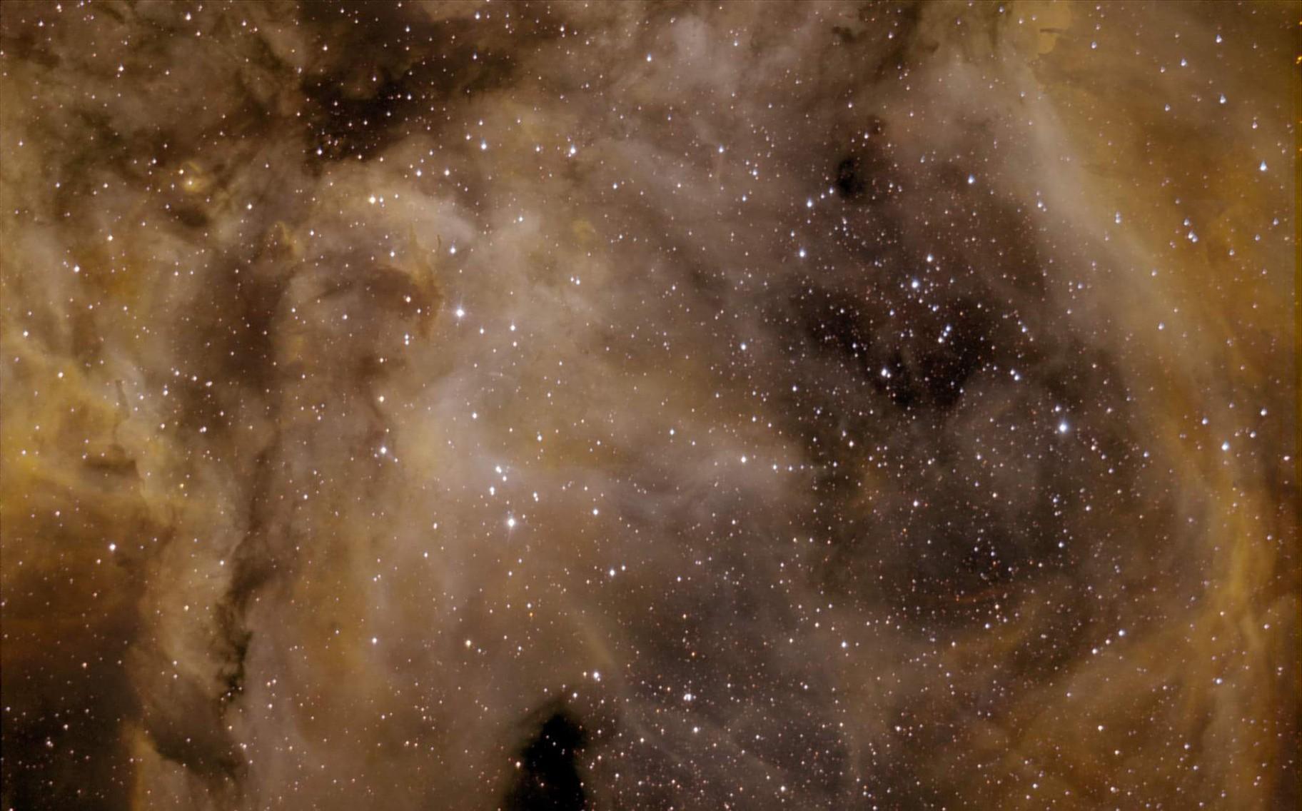 Southern Carina Nebula
