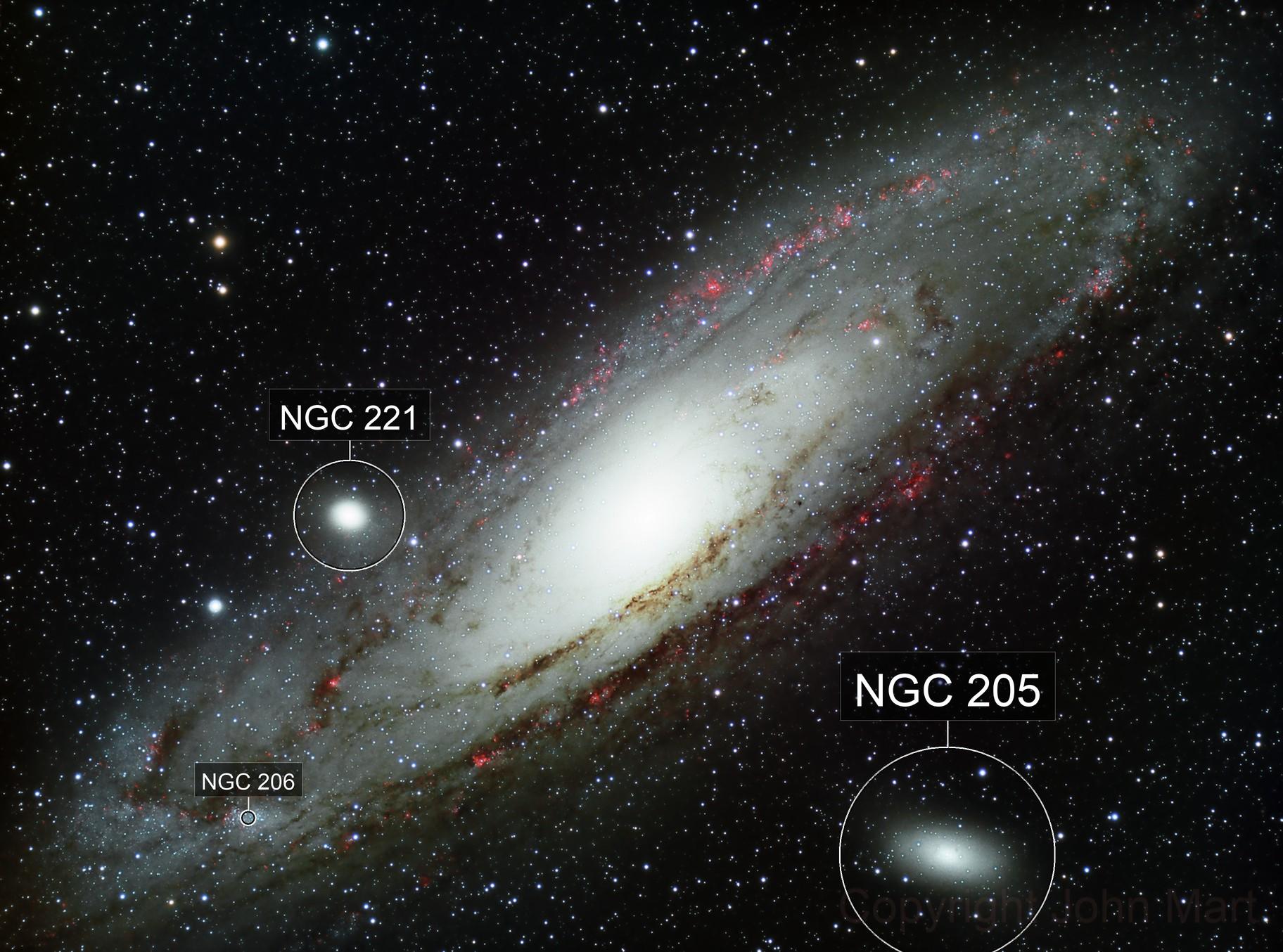 HaRGB Andromeda m31