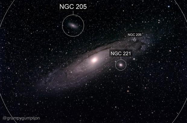 Andromeda - M31