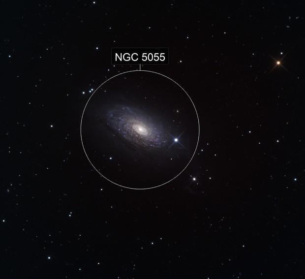 Sunflower Galaxy (M63)