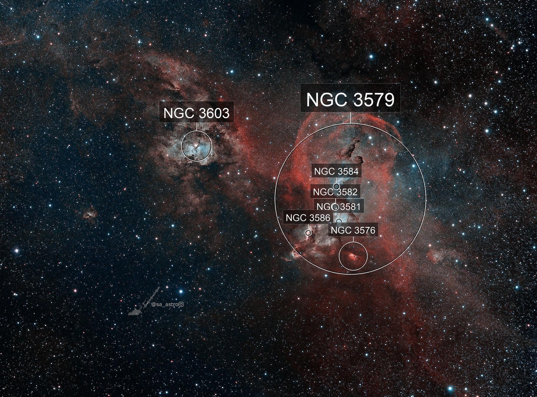 Statue of Liberty Nebula in H(S)O(H)O